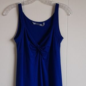 Athleta Summer/Beach Midi Knit Dress